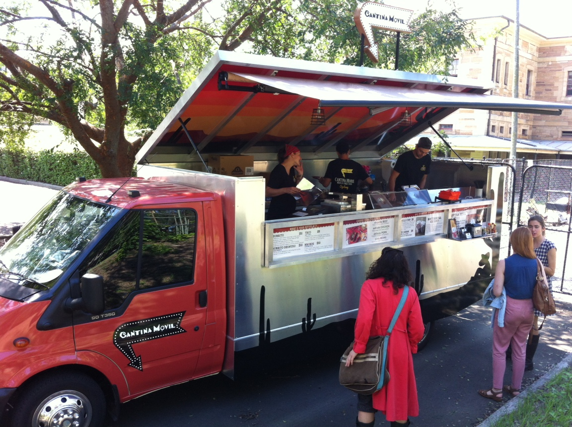 Oversixty Com Au The Best Food Trucks To Eat At In Australia Cantina Movil